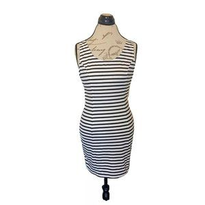 Cals Striped Dress